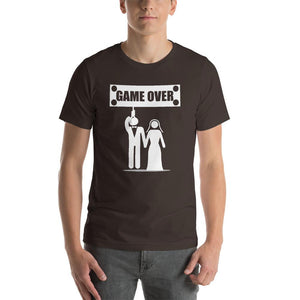 Game Over Couple Funny T-Shirt