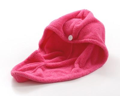 Image of Quick-dry Hair Twist Drying Towel - LoveLuve