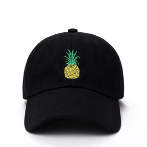 Pineapple Baseball Cap (Buy 2 Get 1 Free)