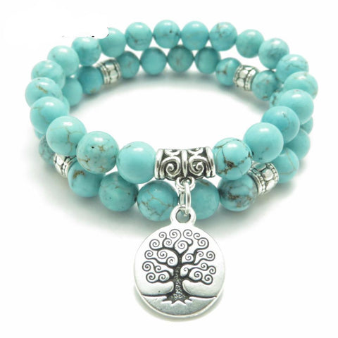 Image of Tree of Life Healing Protection Bracelet - LoveLuve