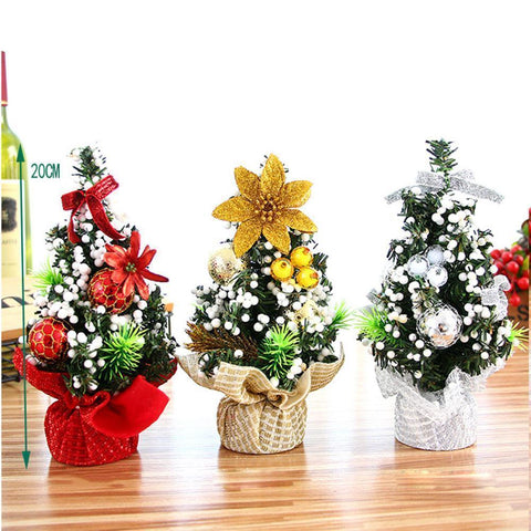 Bedroom Desk Decoration Merry Christmas Tree - LoveLuve