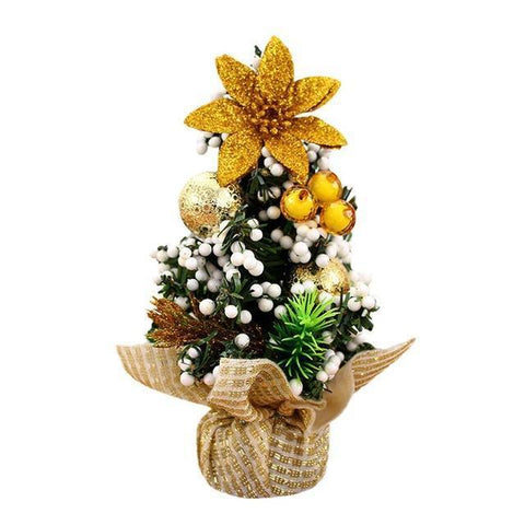 Image of Bedroom Desk Decoration Merry Christmas Tree - LoveLuve