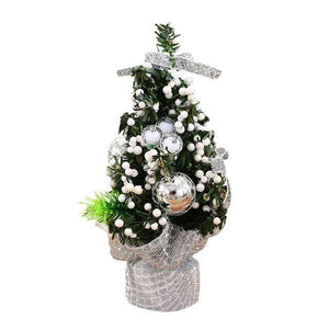 Bedroom Desk Decoration Merry Christmas Tree