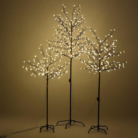 Image of Cherry Blossom LED light Christmas Tree - LoveLuve