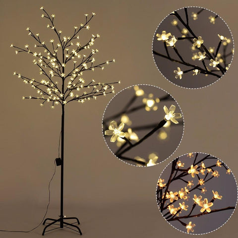 Cherry Blossom LED light Christmas Tree - LoveLuve
