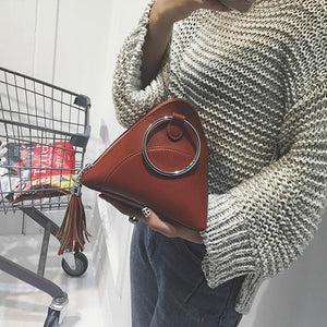 Stylish Triangle Handbag for Women - LoveLuve