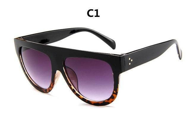 Fashion Luxury Vintage Women Sunglasses - LoveLuve
