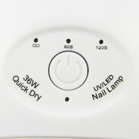 Image of 36W UV Led Lamp Nail Dryer For All Types Gel - LoveLuve