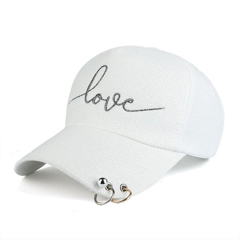 High Quality Snap-back Baseball Cap - LoveLuve
