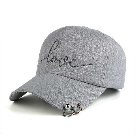 9132097bca4 ... Image of High Quality Snap-back Baseball Cap - LoveLuve ...