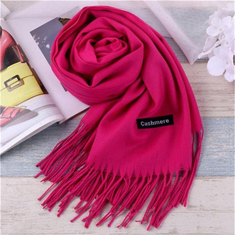 Best Quality Wool Cashmere Pashmina Shawl - LoveLuve