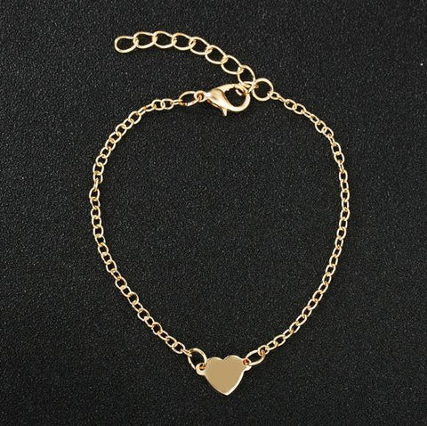 Image of Charming Heart Women Bracelets & Bangles - LoveLuve