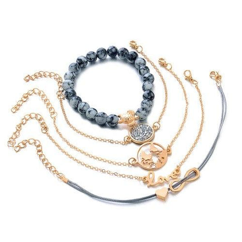 Image of Turtle Charm Women Bracelets - LoveLuve