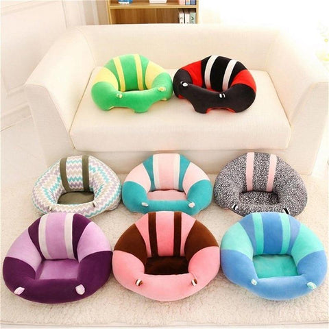 Lovely Baby Seats Sofa Support Seat Baby Plush Support Chair Learning To Sit Soft Plush Toys Travel Car Seat Cushion Hot Sale - LoveLuve