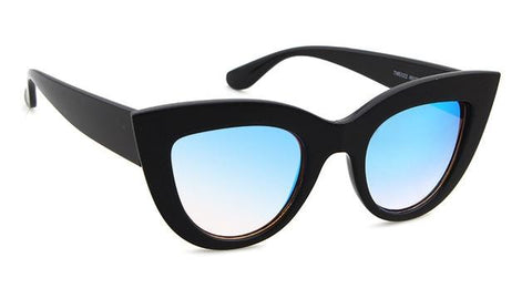 Image of Retro Cat Eye Lady Sunglasses - LoveLuve