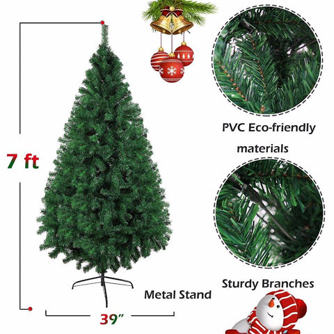Image of Artificial PVC Decoration Christmas Tree - LoveLuve