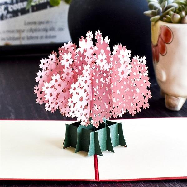 3D Pop Up Cards for Mother's Day I Love Mom Mothers day Gift Card Carnation Flowers Bouquet Greeting Card Birthday Card
