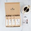 FOUR COFFEE SAMPLE PACK - just $4.99