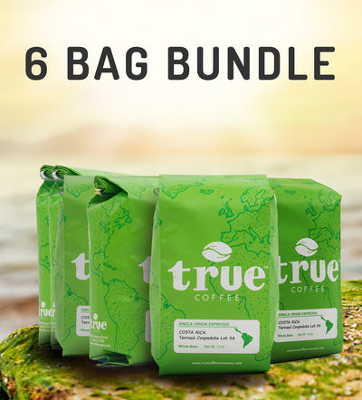 6 Bag Coffee Bundle