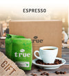 Prepaid-Gift Specialty Espresso Coffee Subscriptions