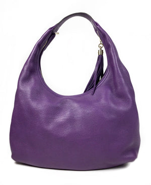 Gucci Purple Soho Hobo