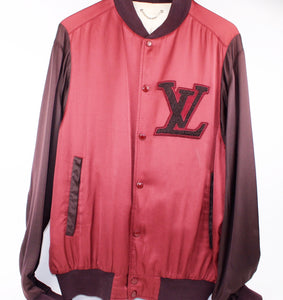 Louis Vuitton Limited Edition Varsity Jacket 56