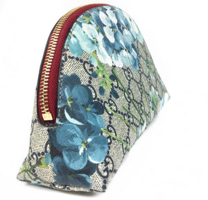 Gucci Blooms Monogram Cosmetic Pouch