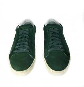 Saint Laurent Green Suede SL/06 40