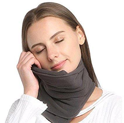 The Ultimate Neck-Supporting Travel Pillow