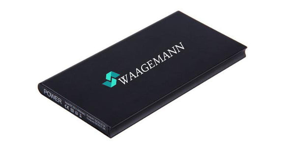 WAAGEMANN™ Super Slim 50000mAh Power Bank
