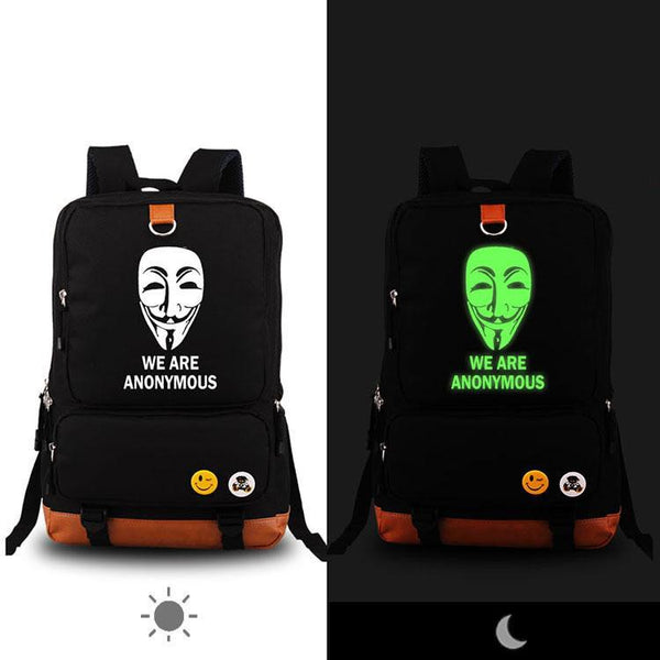 ANONYMOUS Luminous Backpack / Rucksack
