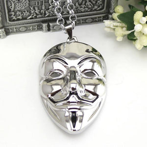 Anonymous Metal Necklace - BUNDLE OFFER! 70% OFF