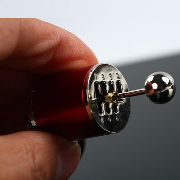 Real 6-SPEED Manual Gearbox-Shift Keychain
