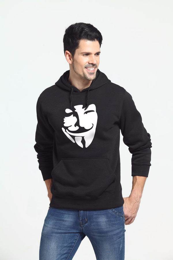 Anonymous Guy Fawkes Hoodie