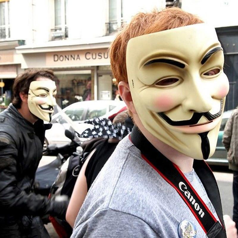 guy fawkes mask free