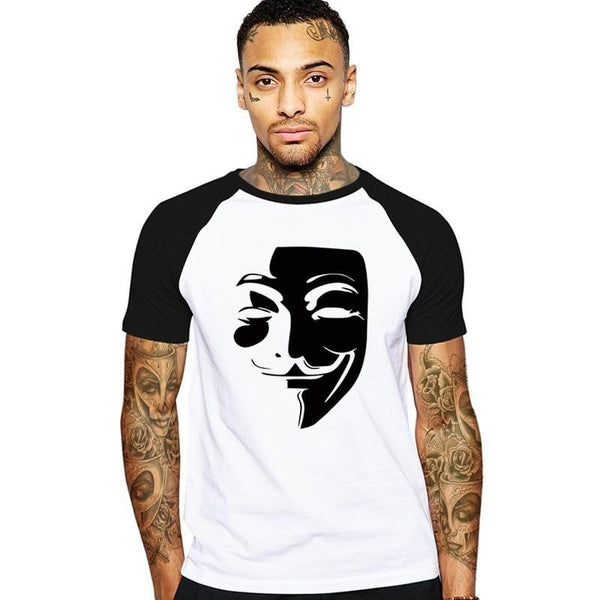 Anonymous Guy Fawkes T-Shirt