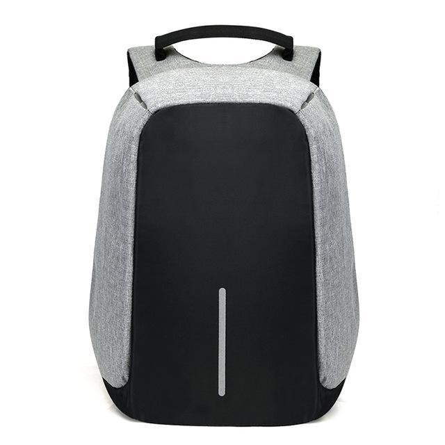 Anti Theft Waterproof Backpack with USB Charger