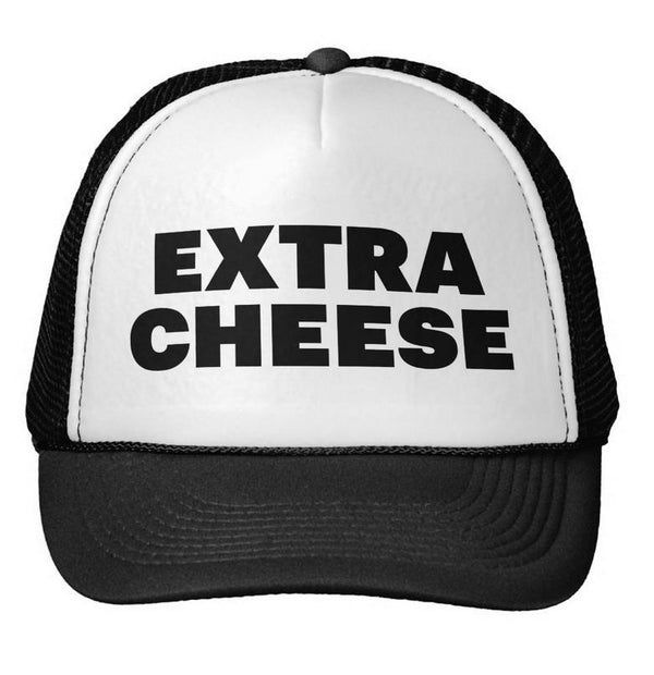 EXTRA CHEESE Baseball Cap
