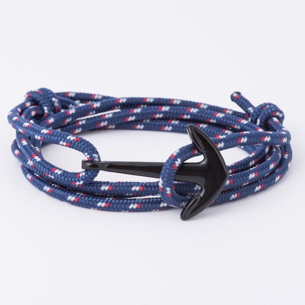 Anchor Bracelet - 11 Different Colors
