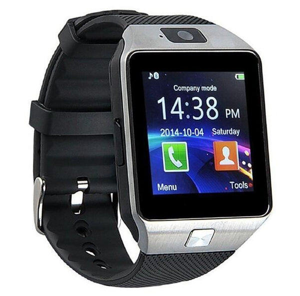 Bluetooth Smart Watch with Camera, Pedometer, Activity Monitor and iPhone/Android Sync