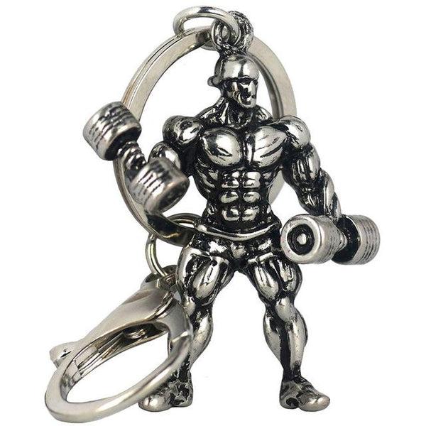 Strong Bodybuilder Keychain - Different Designs