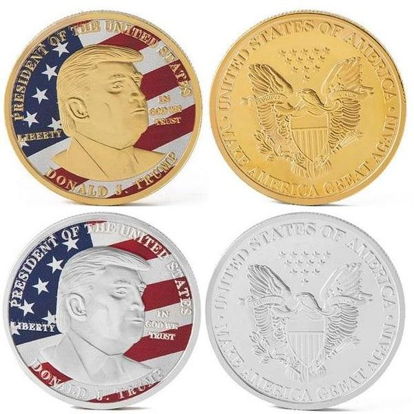 Donald J. Trump 'MAGA' Commemorative Coin