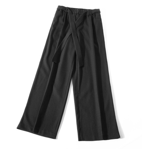 Wide Leg Summer Pants