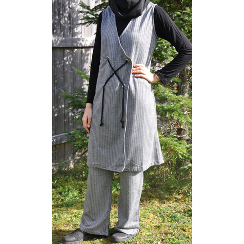 Two Piece Set - Grey