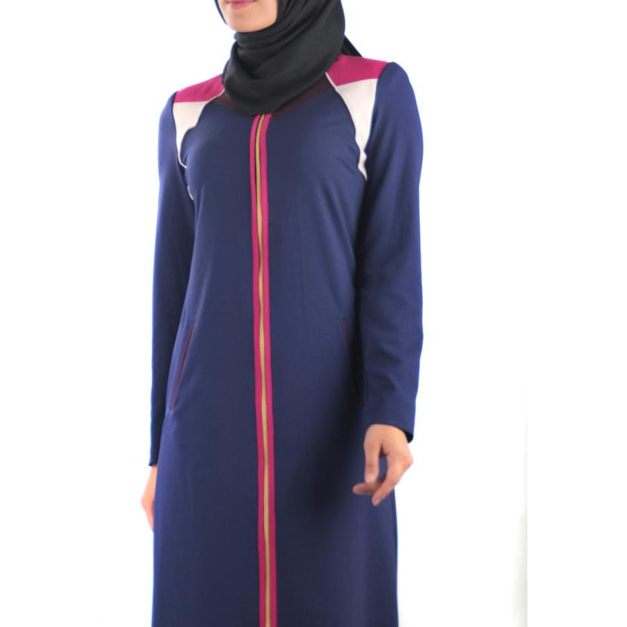 topcoat-zippered-sport-navyblue-islamicclothing-3