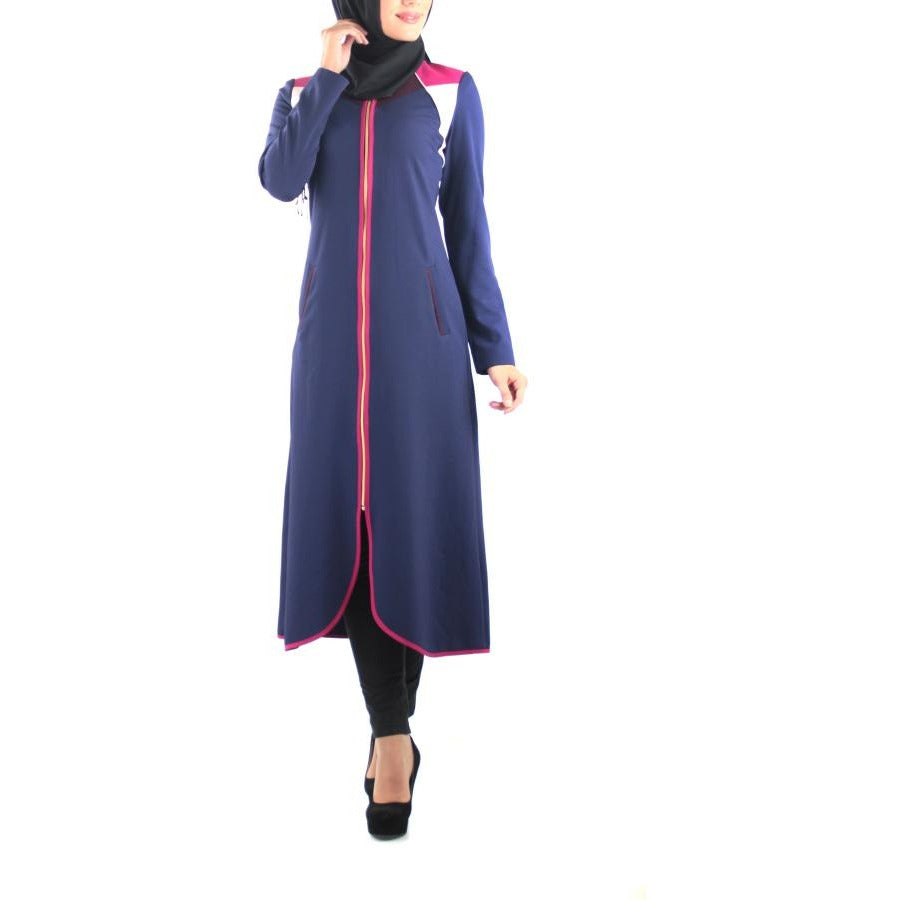 topcoat-zippered-sport-navyblue-islamicclothing-1