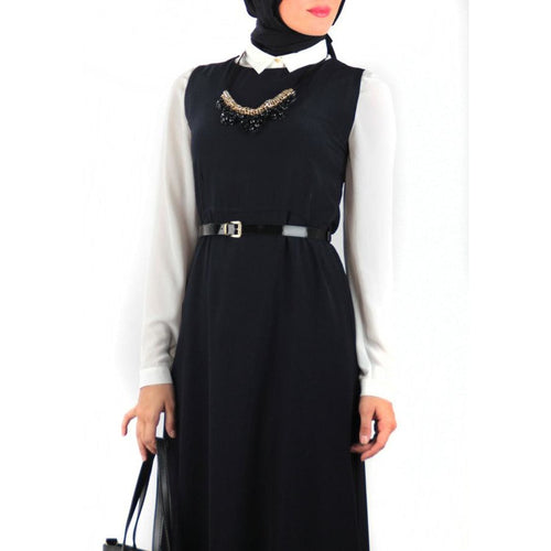 dress-necklace-unlined-black-islamicclothing-2