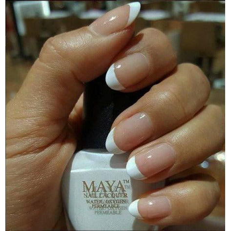 Halal French Manicure Set