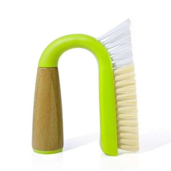 Bamboo Grout and Tile Brush