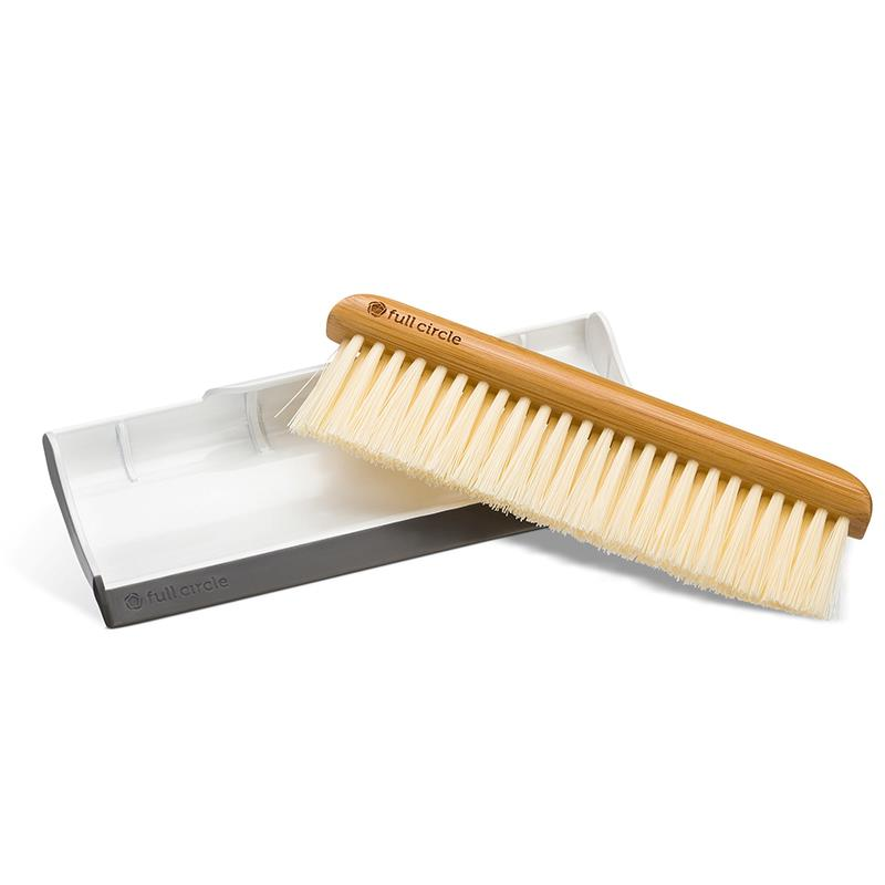 Counter Top  Broom + Squeegee